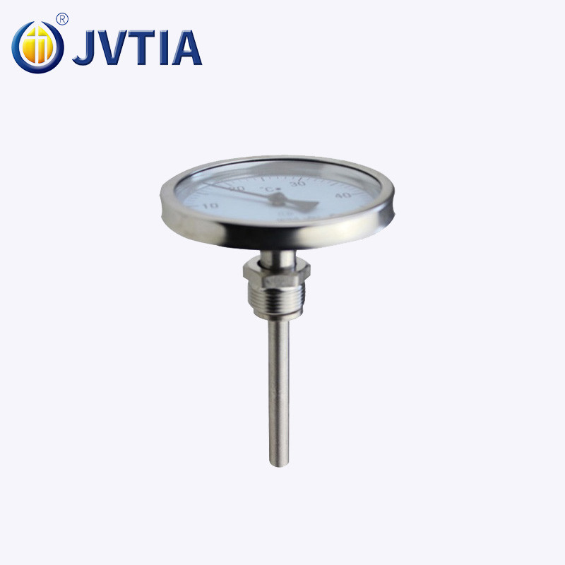 Dial Probe Thermometers With Ø60mm Bi-Metal Dial & 300mm Length Probe 0-50c