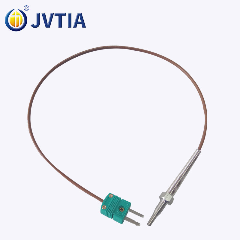 Shockproof K Type Probe 3.5mm Thermocouple EGT M6 For Motorbike