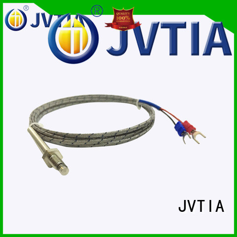 JVTIA accurate k type temperature probe marketing for temperature measurement and control