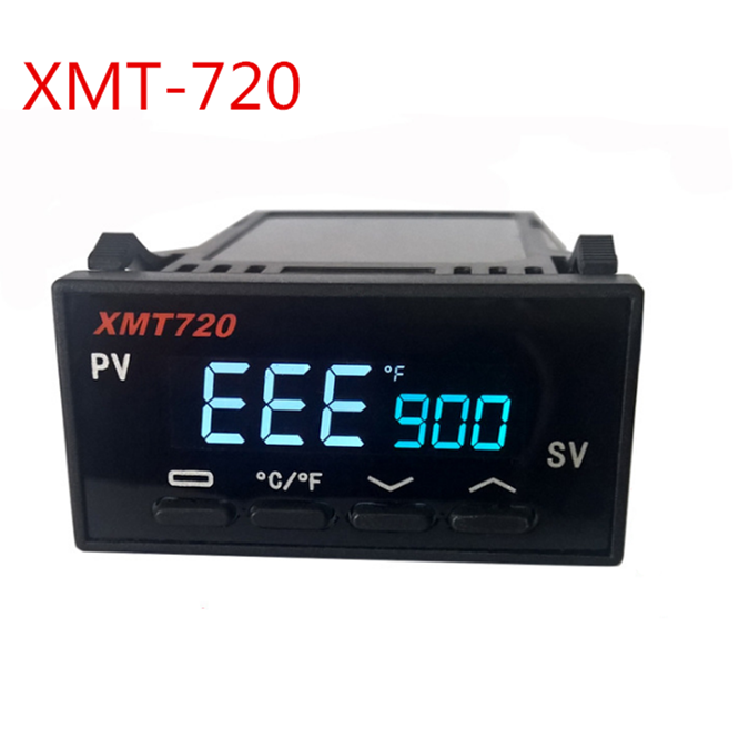 Feilong Temperature Controller  XMT-720 48*24mm Led display for Industrial use