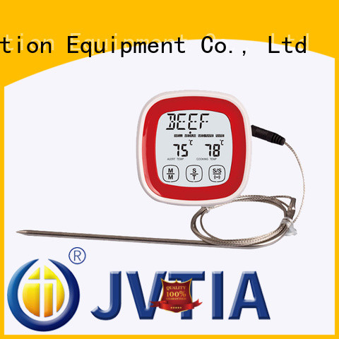 thermometer bulk for temperature measurement and control