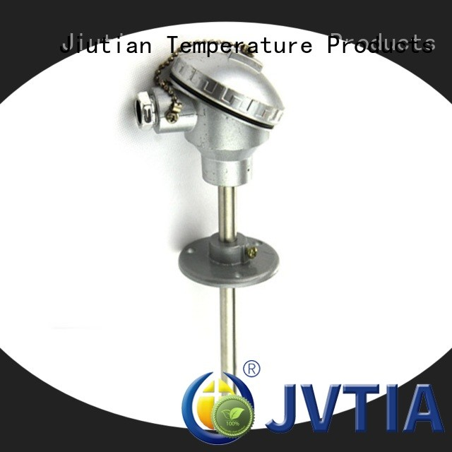 JVTIA high quality k type thermocouple probe for manufacturer for temperature compensation