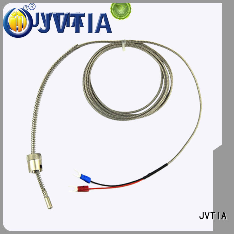 JVTIA k type thermocouple probe overseas market for temperature measurement and control
