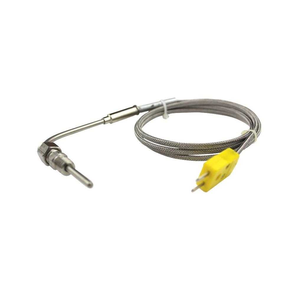 EGT thermocouple K type sensor with yellow plug